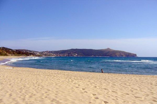 spiagge a palinuro