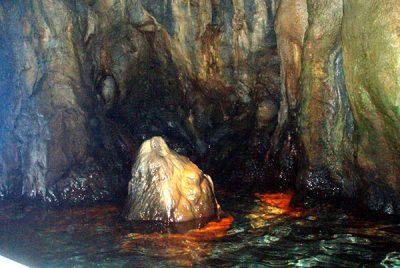 Grotta del Sangue Palinuro