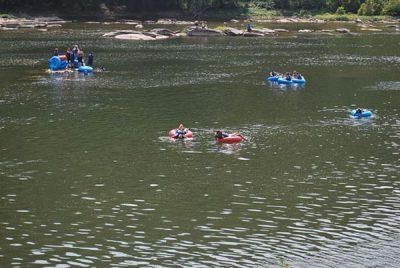 Torrentismo fiume Bussento