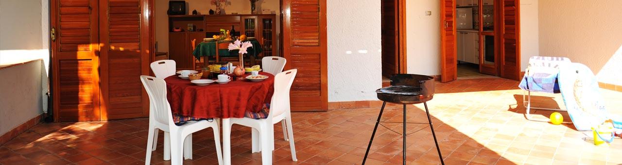 Appartamento piano terra vacanze per anziani