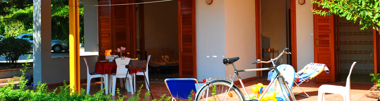 Trilocale Palinuro piano terra Residence Trivento