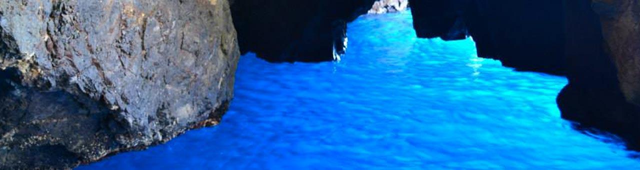 Diving Palinuro grotta azzurra
