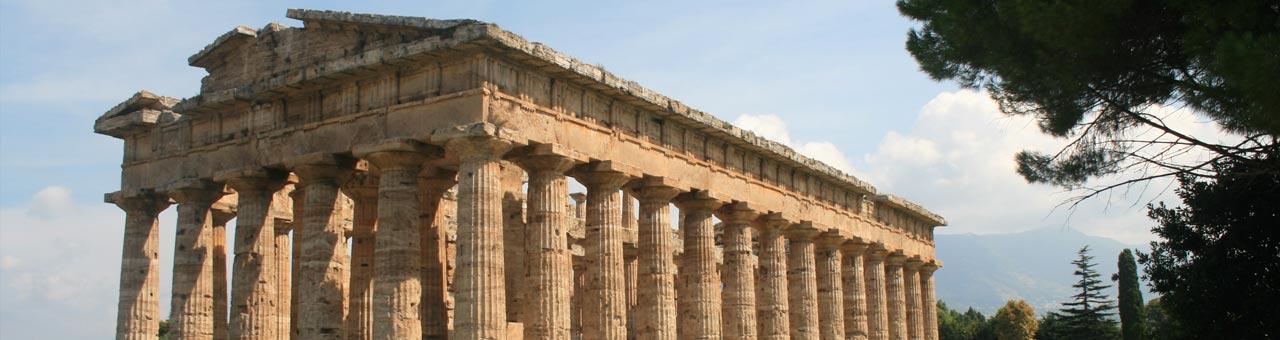 Templi di Paestum Cilento Campania
