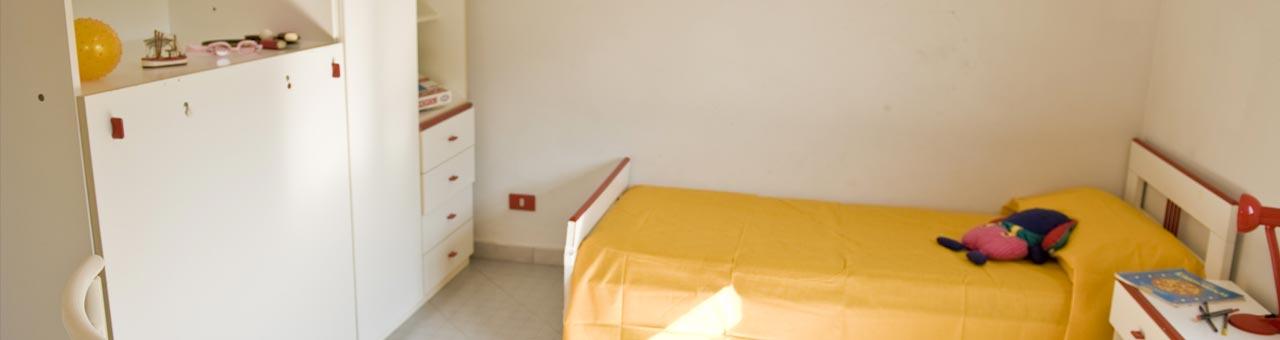 Appartamento 7 posti a Palinuro