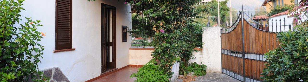 Appartamento con giardino nel Residence Trivento