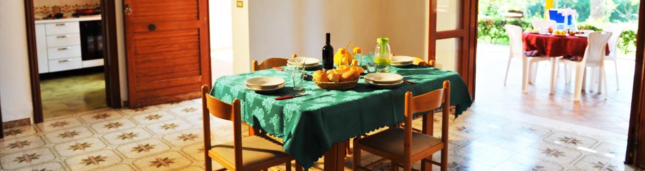 Appartamenti con cucina attrezzata