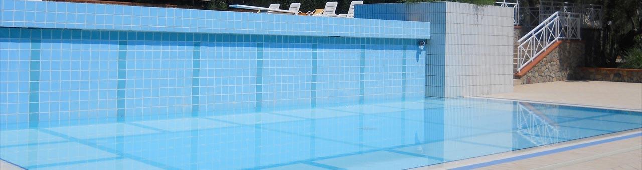 Residence con piscina per bambini