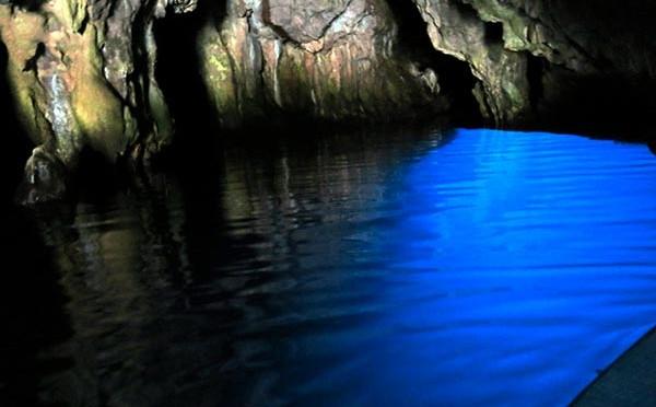 Grotta Azzurra Capo Palinuro