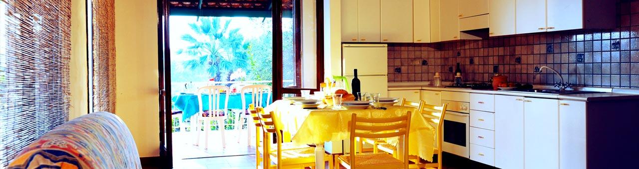 Appartamenti per famiglie Palinuro