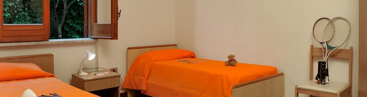 Appartamento Palinuro con due camere da letto