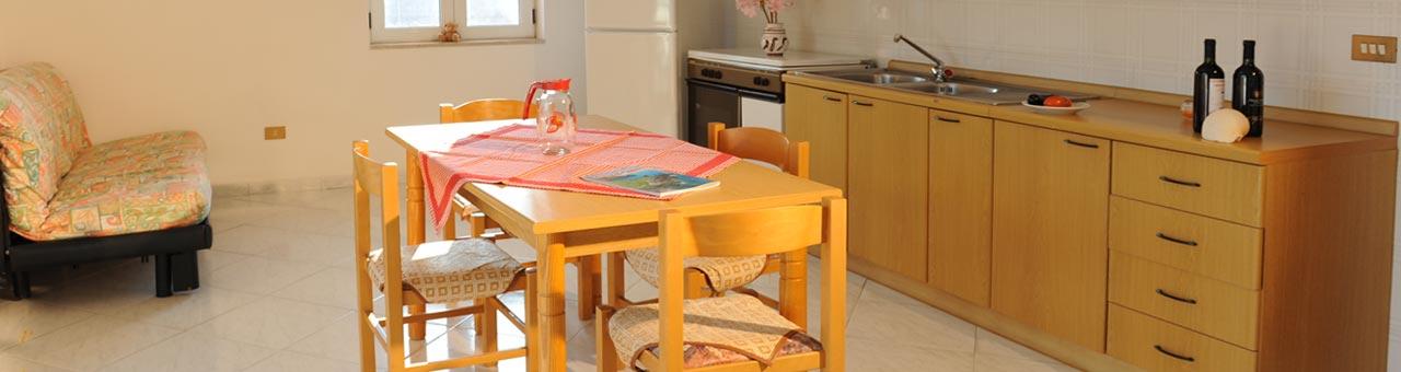 Casa vacanze Cilento appartamento per famiglie