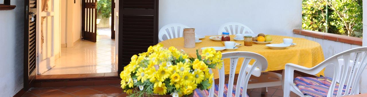 Casa vacanze a Palinuro Residence Trivento