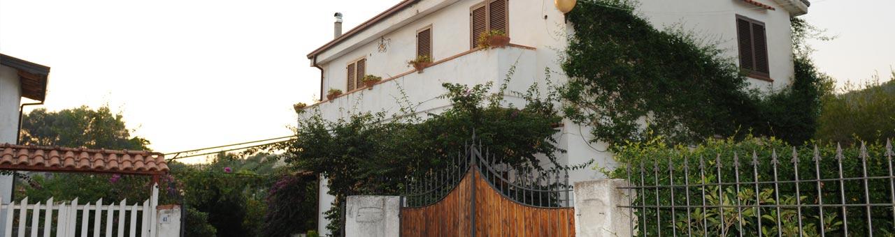 Casa a Palinuro vacanze per famiglie