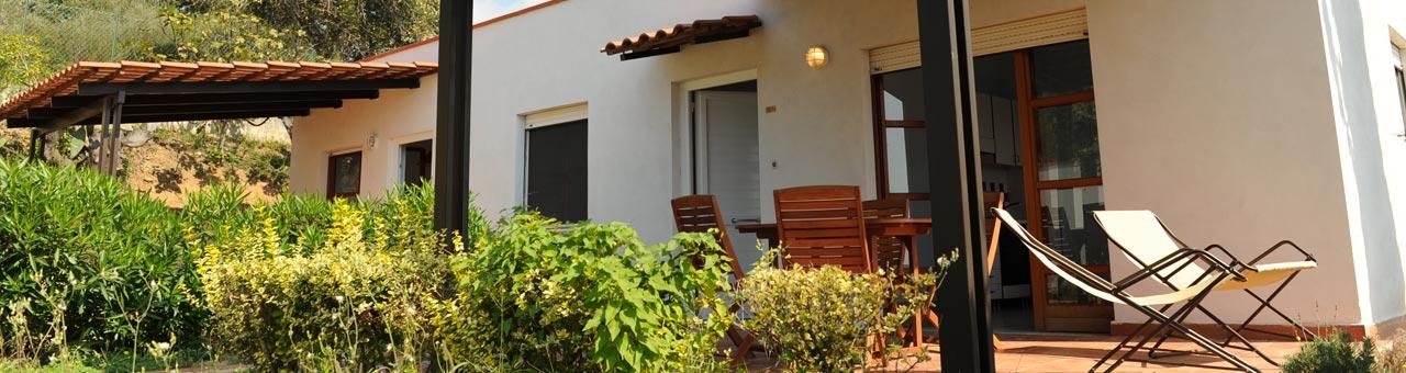 Appartamenti con terrazzo Palinuro
