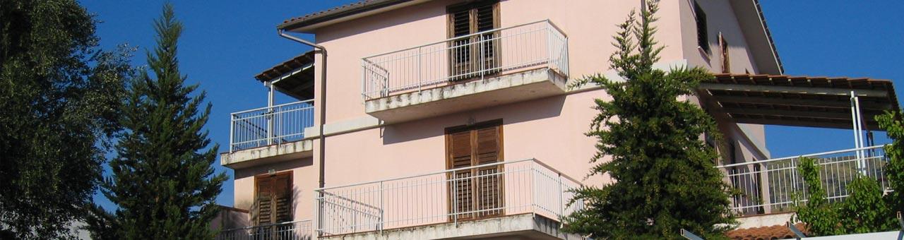 Appartamenti trilocali a Palinuro