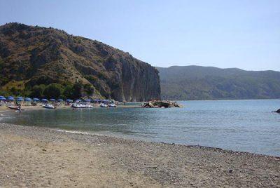 Spiaggia Marinella Palinuro
