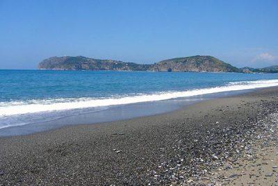 Spiaggia Mingardo Palinuro