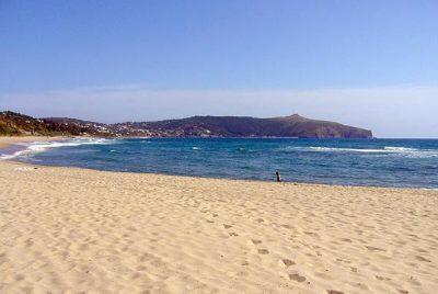Spiaggia Saline Palinuro