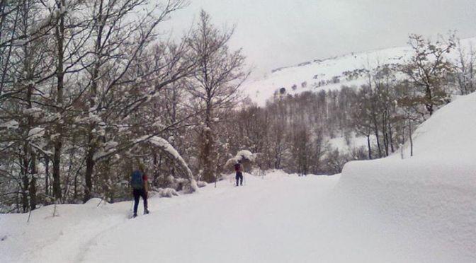 Escursioni invernali Cilento