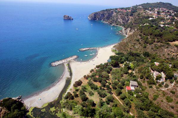 Spiaggia della Marinella Palinuro