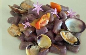 gnocchi patate viola